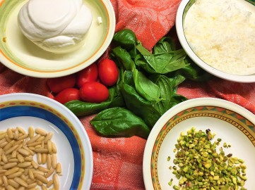 incucina.blog : pesto alla siciliana