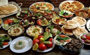 libano mezze